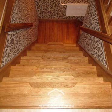 """Широкая лестница """"утиный шаг"""" г. Владимир"""