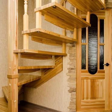 Подвесная лестница на больцах, г.Павловский Посад